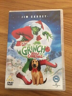 £2 • Buy How The Grinch Stole Christmas Dvd