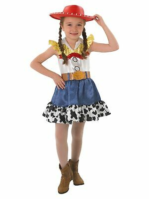 £37.16 • Buy Jessie Cowgirl Deluxe Disney Toy Story 4 Movie Book Week Child Girls Costume 4-6