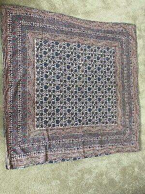 £20 • Buy Large Square Floor Indian Cushion Cover