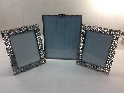 £15 • Buy Trio Of Lisbeth Dahl Photo Frames One Large And Two Smaller Ones