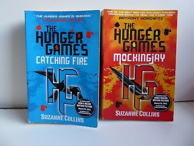 £2.99 • Buy  EXCELLENT The Hunger Games Book Bundle X2 Catching Fire Mockingjay Paperbck GUC