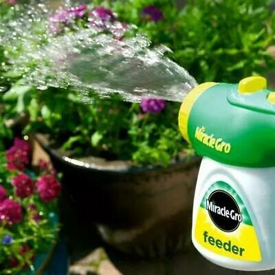 £14.99 • Buy Miracle-Gro Hose Feeder All Purpose Plant Food Feed Beds Borders Hanging Baskets
