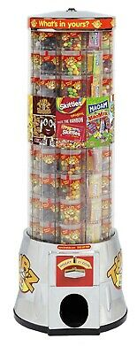 £1 • Buy Free For Local Businesses Tubz Sweet Vending Machine Dispenser Tower £1 Vend