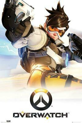 AU14.14 • Buy Overwatch : Key Art - Maxi Poster 61cm X 91.5cm New And Sealed