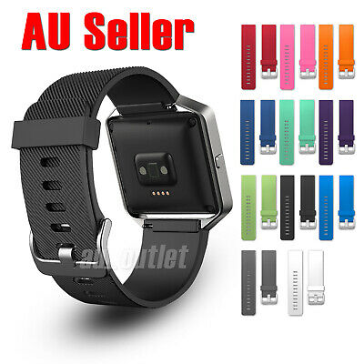 AU7.95 • Buy Various Luxury Band Replacement Wristband Watch Strap Bracelet For Fitbit Blaze