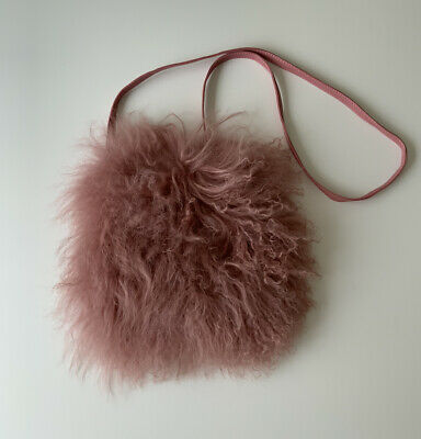 £12 • Buy Pink Fluffy Fur Bag - New Without Tags