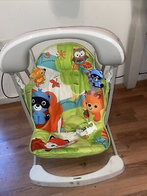 £20 • Buy Fisher-Price Woodland Take Along Swing And Seat