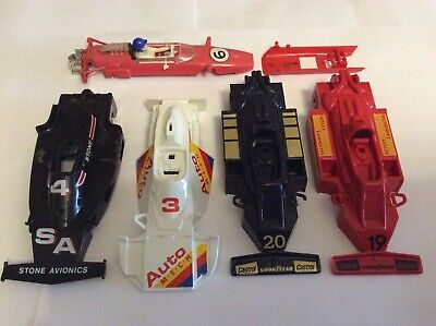 £6 • Buy Scalextric 1:32 5x Vintage F1 Analogue Car Shells