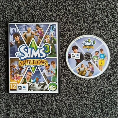 £5.49 • Buy The Sims 3: Ambitions Expansion Pack PC/MAC Video Game