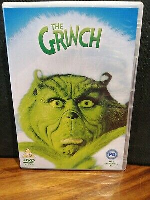 £0.99 • Buy How The Grinch Stole Christmas (DVD, 2000) Elf (DVD, 2003)