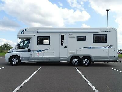 £38500 • Buy 2009 Fiat Ducato 840 D Autotrail Cheyenne Motorhome 3.0 Tag Axle Only 32k Miles