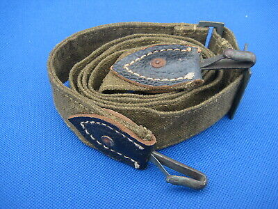 £20 • Buy * WW2 Wehrmacht Bread Bag Strap With Maker Marks, Genuine German Military (no.8)