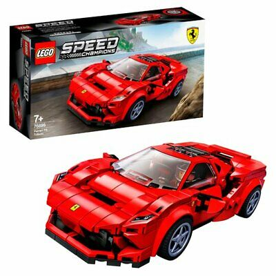 £16.95 • Buy LEGO Speed Champions Ferrari F8 Tributo (76895) BRAND NEW FAST FREE DELIVERY