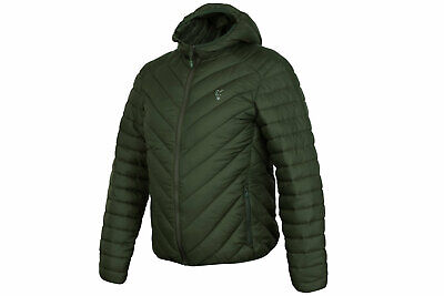 £59.99 • Buy Fox Collection Quilted Jacket Green/Silver