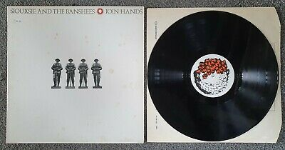 £15 • Buy Siouxsie And The Banshees - Join Hands UK 1979 Polydor 1st Press LP With Inner