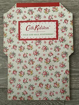 £3.99 • Buy Cath Kidston Fold And Mail Stationery