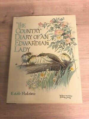 £24.99 • Buy 1978 THE COUNTRY DIARY OF AN EDWARDIAN LADY, 7th PRINT. EDITH HOLDEN, NEVER READ