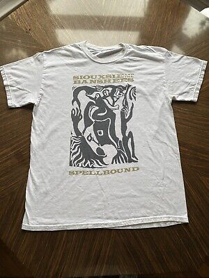 £11.50 • Buy Vintage Siouxsie And The Banshees Spellbound Promo T Shirt.