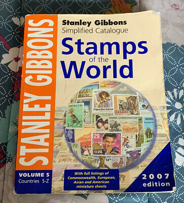 £12.50 • Buy Stamps Of The World : Stanley Gibbons Simplified Catalogue: An Illustrated And P