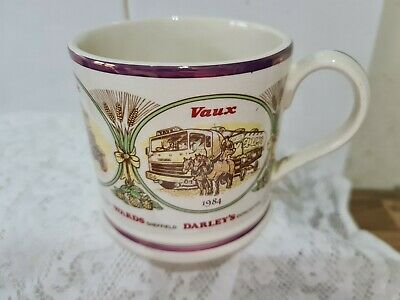 £20 • Buy Vaux Breweries Wade Tankard - Featuring Dray Deliveries From 1900 To 1984 - RARE