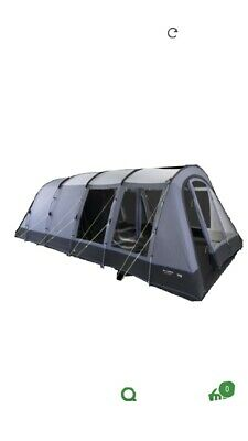 £375 • Buy Kampa Wittering 6 Person Tent