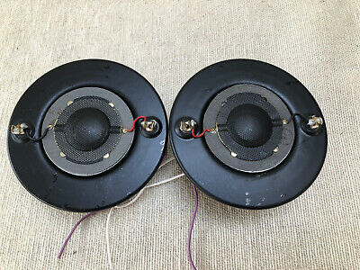 £139 • Buy Celestion HF2000 Tweeters Matched Pair Ditton 44, 25 ,66
