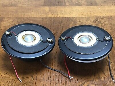 £120 • Buy Celestion HF2000 Tweeters Matched Pair Ditton 44, 25 ,66