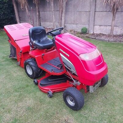 £620.05 • Buy Used Countax C800H Ride On Mower Garden Tractor With Honda V Twin 18hp Engine
