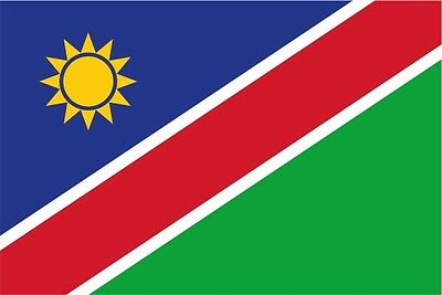 £3.63 • Buy Namibia Lfd0127 Car Sticker Flag Country