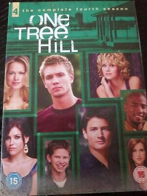 £4.99 • Buy One Tree Hill: The Complete Fourth Season DVD (2008) James Lafferty Cert 15