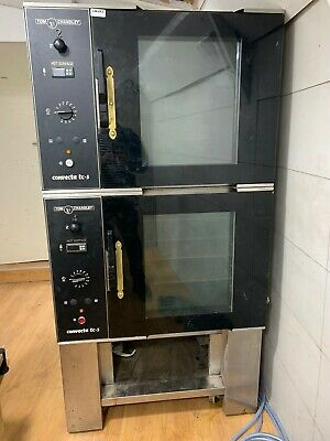 £2350 • Buy 2 X TOM CHANDLEY TC53018 Electric 3 Phase COMMERCIAL BAKE OFF OVEN Worth £5000 +