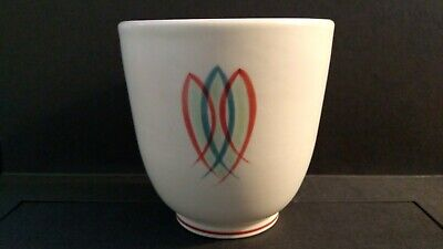 £40 • Buy Poole Pottery Freeform Pot 1950's Shape Designed By Alfred Read & Guy Sydenham