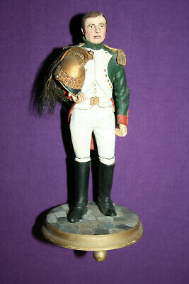 £25 • Buy Napoleonic 1:12 Scale Model Figure For Repair Or Spares. Airfix Base, Incomplete