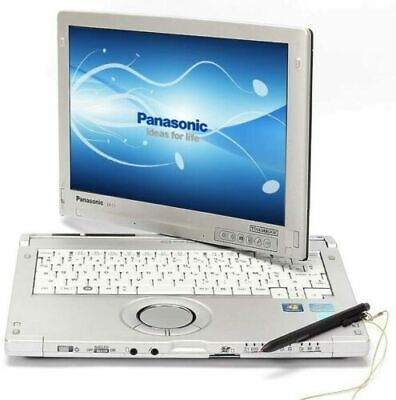 £289.99 • Buy Panasonic Toughbook CF-C1 Military Laptop,Touch, I5 2ND Gen,8GB,512GB SSD,WIN 10