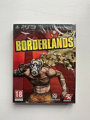 £35 • Buy BORDERLANDS 1 For SONY PS3 PLAYSTATION 3 / BRAND NEW SEALED