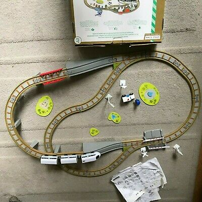 £14.99 • Buy Little Town Wooden Train Set Boxed - Brio Type Track & Accessories Lot G