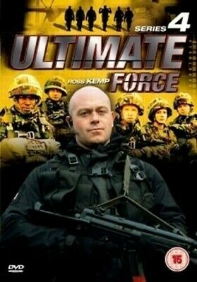 £1 • Buy The Ultimate Force: Series 4 DVD, 2 Discs. Very Good Condition