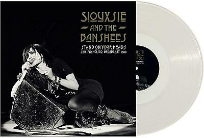 £18.99 • Buy Lp Siouxsie & The Banshees – Stand On Your Heads 2x Clear Vinyl  (new )