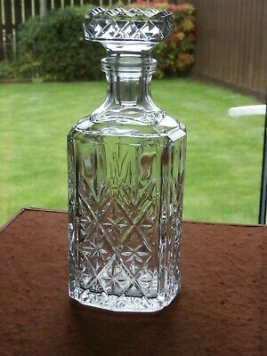 £7.99 • Buy Royal Doulton Spirit Decanter  -  Excellent Cond - Never Used