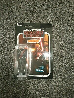 £55 • Buy Rare Star Wars Expanded Universe Vintage Collection VC96 Darth Malgus Figure