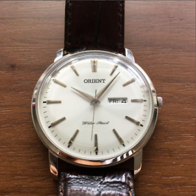 £54.94 • Buy Vintage Orient UG1R-CO-A Men's Watch Quartz Used Authentic From Japan