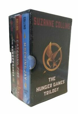 £22.76 • Buy The Hunger Games Trilogy Hardback Book Set Catching Fire & Mockingjay NEW