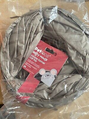 £3 • Buy Petface Angry Mouse Crinkle Tunnel