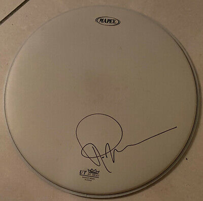 £40 • Buy Duran Duran - Signed Autographed Drum Head, Roger Taylor