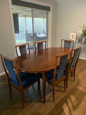 AU1400 • Buy Genuine Parker Furniture - Extendable Dining Table