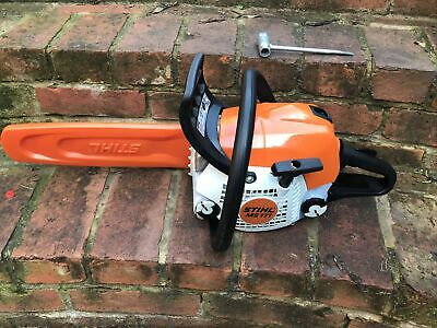 View Details Stihl Ms171 With Upgraded Lightweight Bar And Chain • 185£
