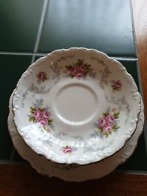 £3.50 • Buy Royal Albert China Tranquility Saucer And Side Plate