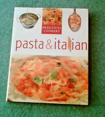 £6.99 • Buy Pasta Book Full Colour Step Guide Hardback Calorie Count For Recipes