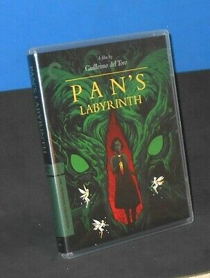£13.78 • Buy Pan's Labyrinth (Blu-Ray Disc, 2016. Criterion Collection) [Booklet Included]