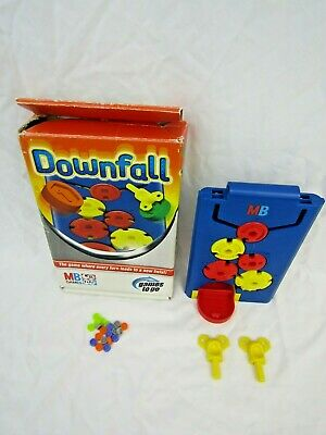 £14.99 • Buy MB Games To Go Downfall With Instructions Fun Family Travel Game Complete N1